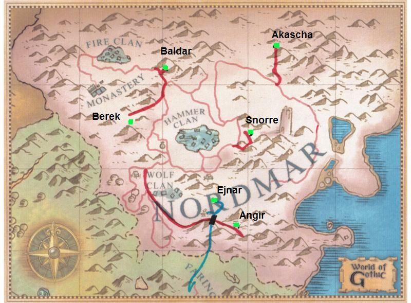 gothic 3 nordmar karte Karten, Tipps & Listen (Achtung Spoiler!)   Seite 2