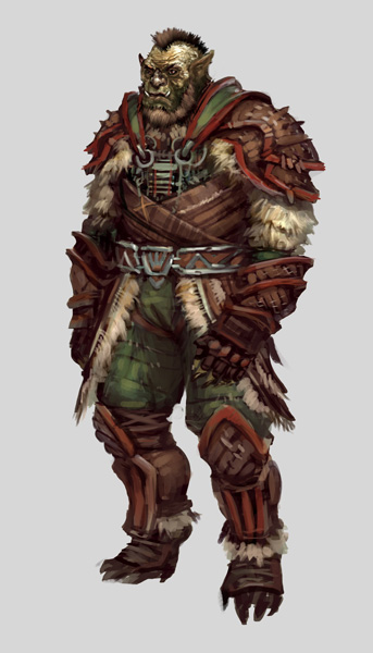 Orco Pasante [Bestia] ThCM4_high_orc